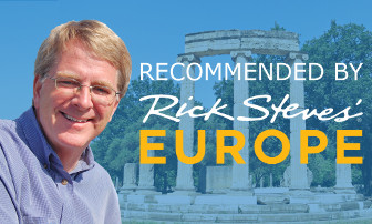 Recommended by Rick Steves