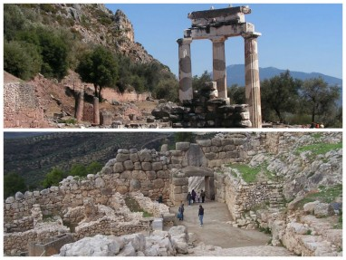 Delphi - Argolis 2 day private tour