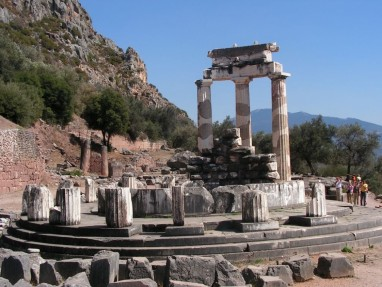 Full day to Delphi