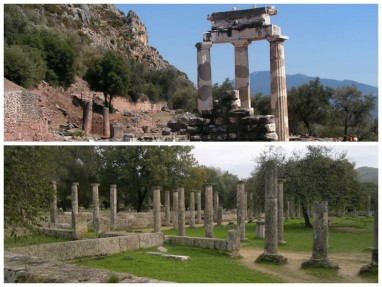 Delphi - Olympia 2 day private tour