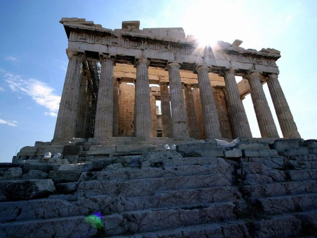 Athens Guided Tour